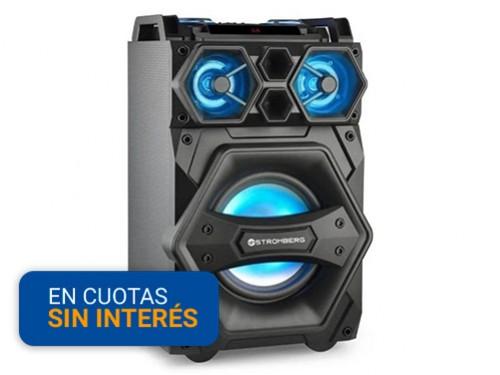 Sistema Portatil BT Stromberg DJ4002 120W