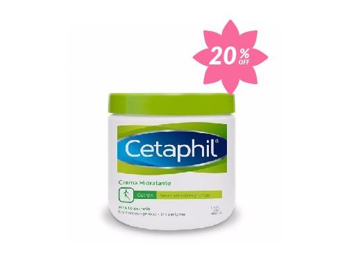 Crema Hidratante Corporal 453gr Cetaphil