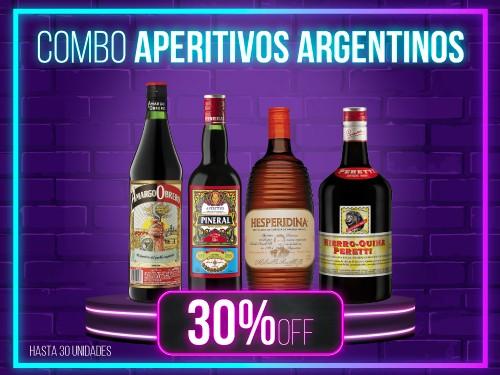 Combo Aperitivos Argentinos