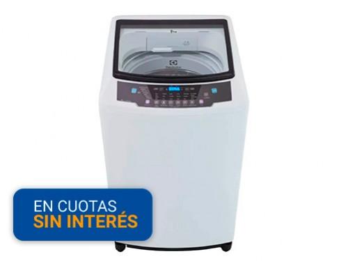 Lavarropas Electrolux ELAC209W 9K 750RPM CS