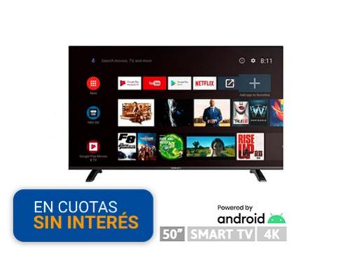 """Smart Tv LED 50"""" Noblex 50X7500 4K"""