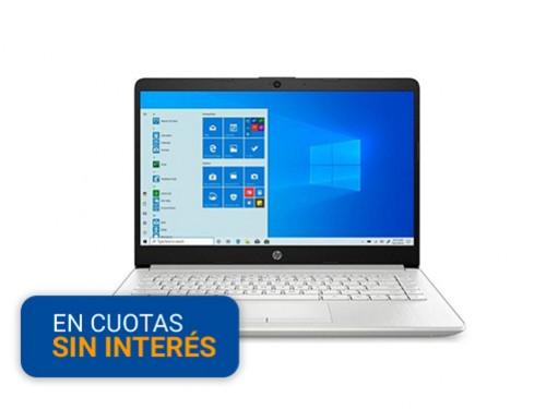 Notebook HP 14-cf3047la Ci3 4GB-256GB EMMC