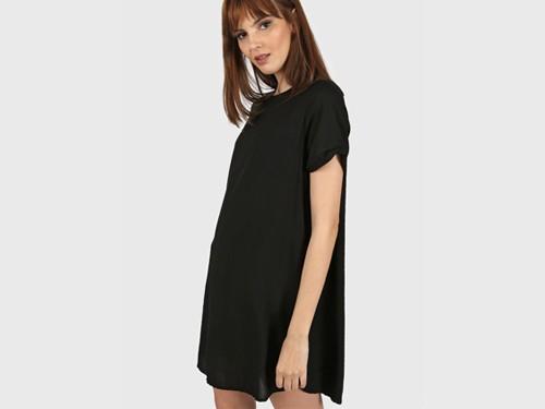 Vestido Negro Vespertine