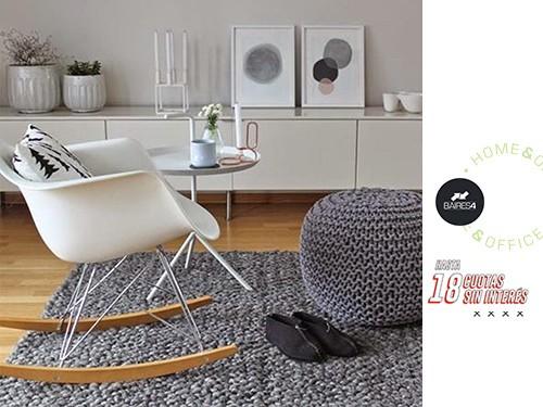 Sillón Mecedor Eames Rocking Chair BAIRES4