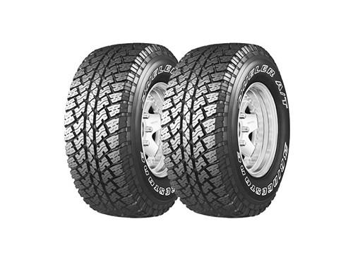 2 Neumáticos Bridgestone Dueler At693 Iii 112S 265/65 R17