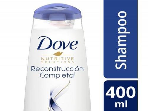SHAMPOO DOVE RECONSTRUCCIÓN COMPLETA 400 ML