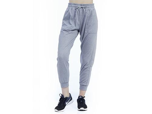 Pantalon Seiya de Algodón - Calce holgado - Tiro alto - PUNTO 1