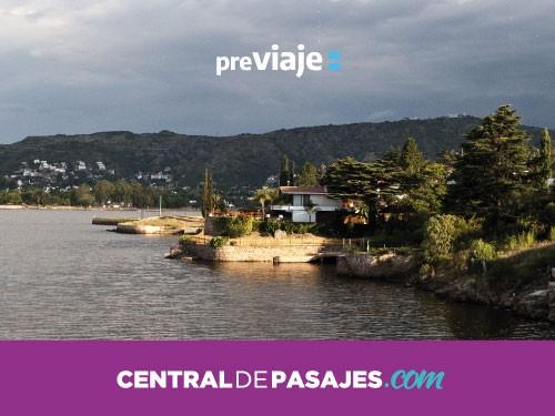 Pasaje en micro de Buenos Aires a Villa Carlos Paz
