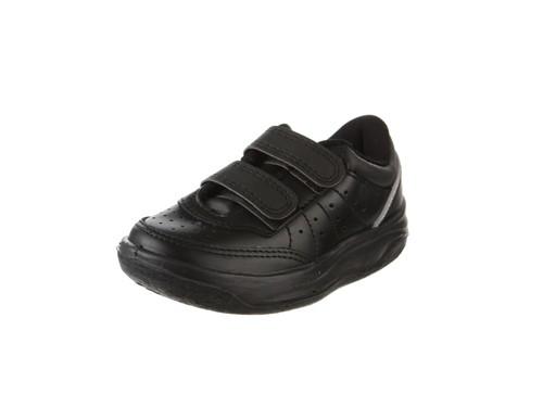Zapatilla Negra Topper X Forcer Kids Velcro (Cf)