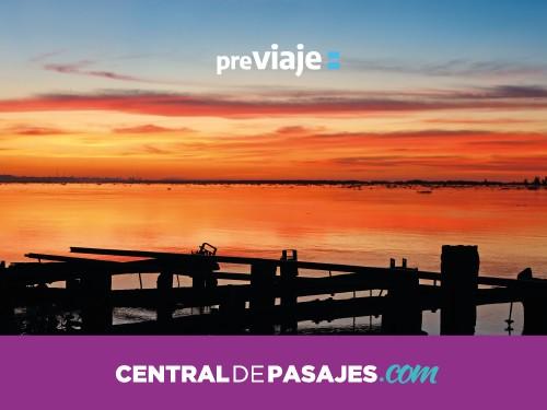 Pasaje en micro de Buenos Aires a Paraná