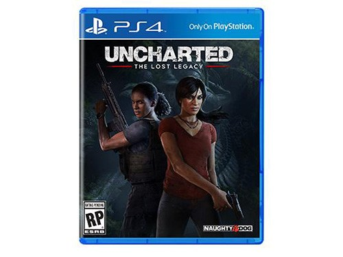 Juego PS4 Uncharted Lost Legacy