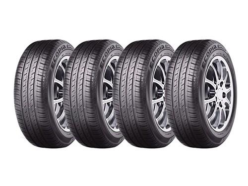 4 Neumáticos Bridgestone Ecopia Ep150 185/65 R14