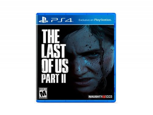 JUEGO PS4 THE LAST OF US 2