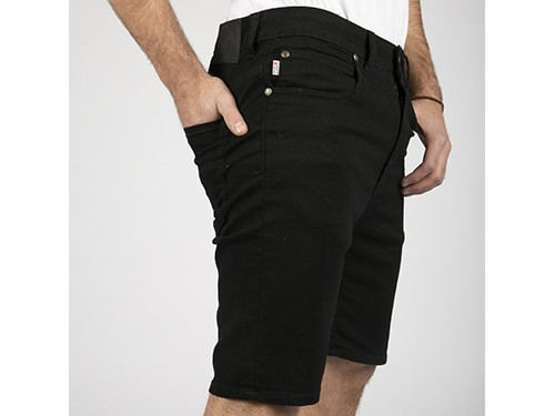 Bermuda de Jean de hombre Element Modelo E01 Black Short