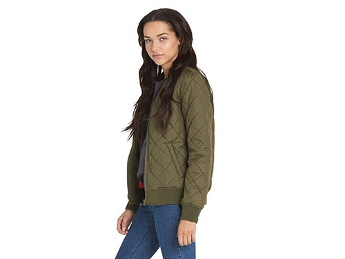 Campera de mujer bomber Element Modelo Co Pilot