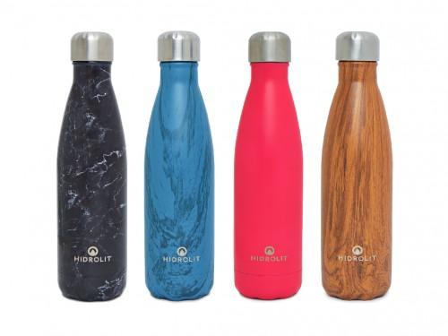 Termo de Agua Botella Térmica para hidratación Acero Inoxidable