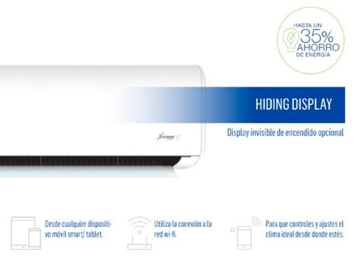 Aire Acondicionado Inverter 2790w Frio/calor Carrier