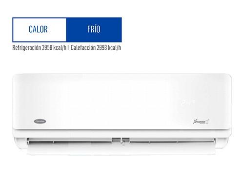 Aire Acondicionado Inverter 53HCV1201F 3550w Frio calor Wifi Carrier
