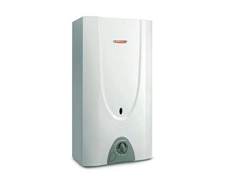 Calefón 17,5lts Cu-180 Gn Instant Power Blanco Universal