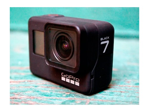 Cámara Deportiva Hero 7 Black Chdhx-701 Sumergible 12mp 4k Go Pro