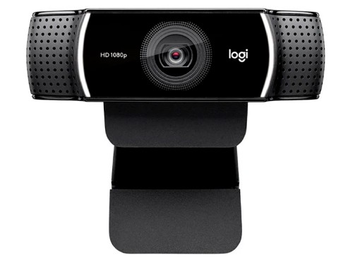 Camara Web Webcam C922 Pro Stream Full Hd Logitech