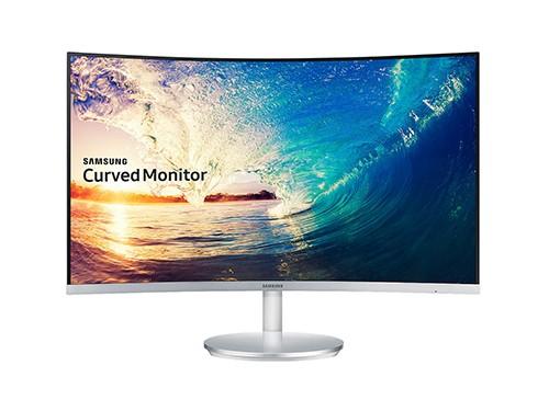 Monitor 27 Pulgadas Curvo Led F591 1080p Hdmi Samsung