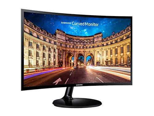 Monitor Curvo Gamer 24 F390 Full Hd Cf390 Hdmi Vga Samsung