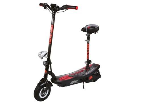 Monopatin Eléctrico Scooter S3a 24v 20kmh 100kg Overtech