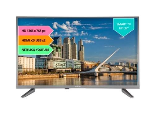 Smart Tv Led 32 Dj32x5000 Netflix Hdmi Led Usb Noblex