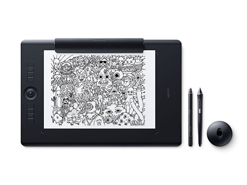 Tableta Grafica Intuos Pro Paper Medium Pth660p Wacom