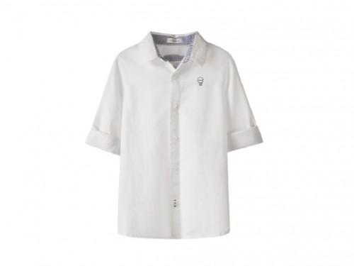 Camisa Pedro Blanca Enfans