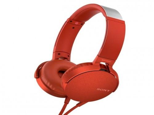 Auricular Sony MDR-XB550 Pro Micrófono Manos Libres Vincha