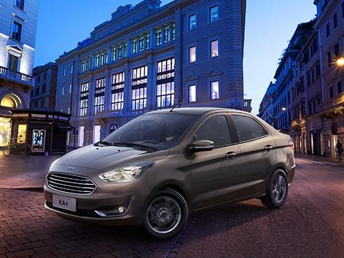Plan de ahorro Ford Ka + S 1.5 Nafta Plan 100% Guspamar