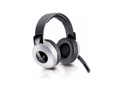 Auriculares Headset Gamer Genius Para Pc Microfono Zoom Chat