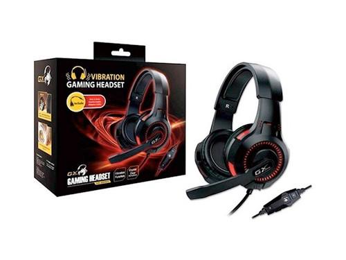Auriculares Gamer Gx Genius Hs-g600v Con Microfono Vibracion