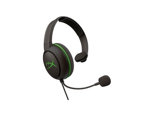 Auricular Headset Gamer Hyperx Cloudx Chat Xbox Mirc 3,5mm