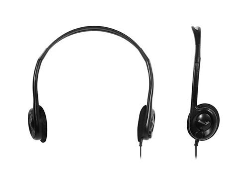 Auricular Headset Con Microfono Genius Notebook Celular Zoom