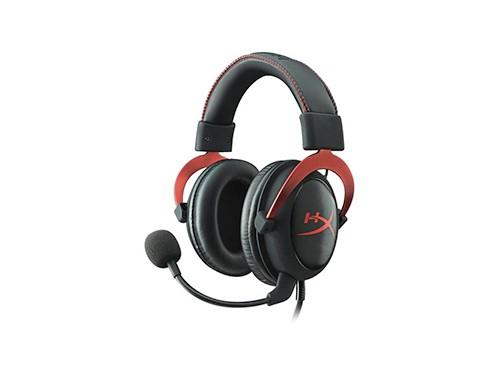 Auriculares Hyperx Cloud 2 Rojo Gaming 7.1 Pc Ps4 Xbox Gamer