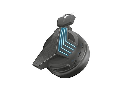 Auricular Gamer Inalambrico 7.1 Wireless Trust Magna Led