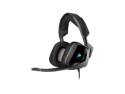 Auricular Gamer Corsair Void Rgb Elite Usb Microfono 7.1 Pc
