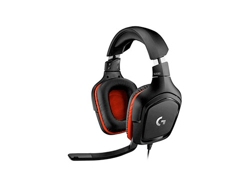 Auriculares Gamer Logitech G332 Headset Pc Xbox Ps4