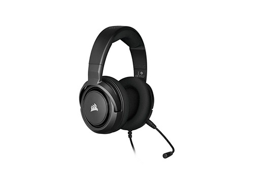 Auriculares Corsair Hs35 Stereo 3.5mm Ps4 Xbox Mobile Pc
