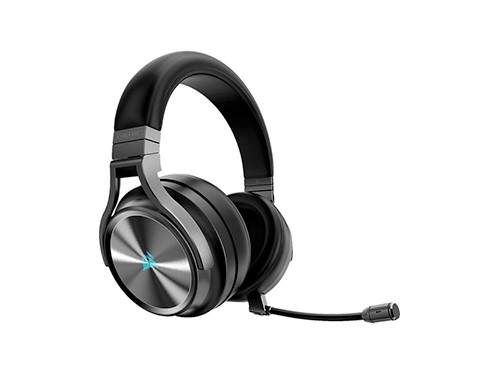 Auricular Gamer Inalambrico Corsair Virtuoso Se Wireless Rgb