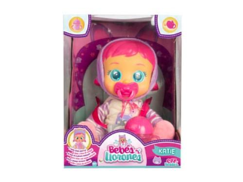 Muñeca Cry Babie Deluxe Katie