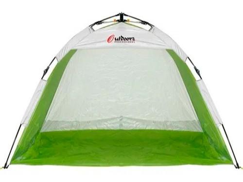 Carpa Playera Autoarmable 2 Personas 100x190 Outdoor Camping