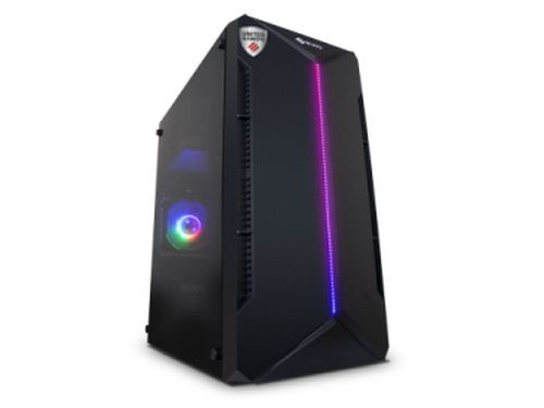 PC EXO K3C GAMERS I3-9100F 8GB 1TB +TECL+MOUSE
