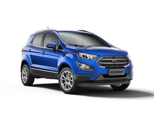Plan de ahorro Ecosport SE N 1.5L 5 P 4x2 Plan 80/20 Guspamar Ford