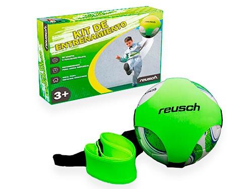 Kit entrenamiento para niños Futbol Reusch
