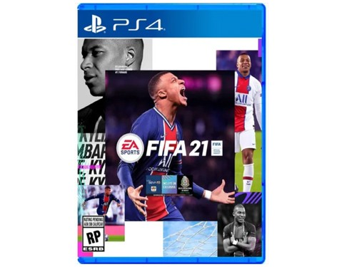 FIFA 2021 PS4 JUEGO FISICO