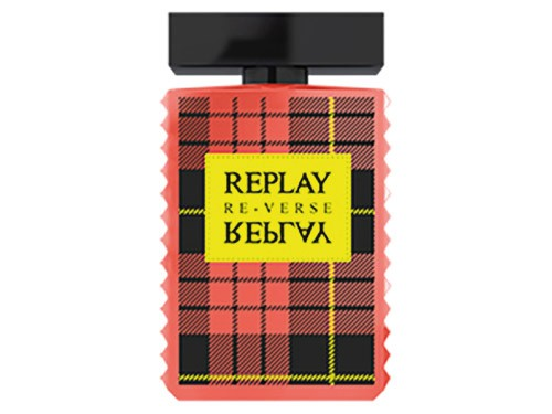 Replay - Replay Signature Reverse For Woman EDT 100 ml